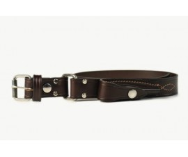 Mens Stockman Belt Brown 38mm-106J