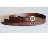 Mens Ranger Belt Tan - 102X
