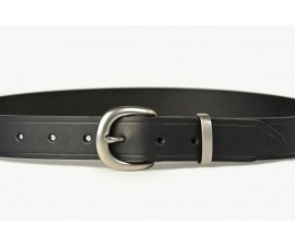 Mens Dress Belt Black 32mm-107KK