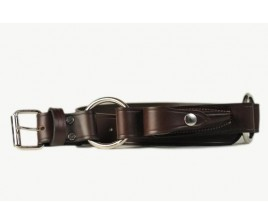 Mens Hobble/Ringer Belt with Rings & Pouch-108F